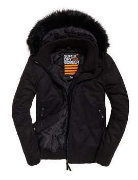 Microfibre Sd Wind Bomber Jacket by Superdry