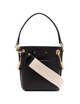 Roy Mini Leather Bucket Bag by Chloé
