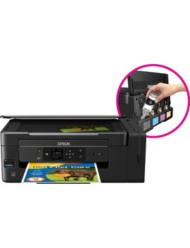 Expression Eco Tank Et 2650 Wireless All In One Printer by Epson