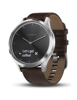 Vivomove Hr Hybrid Smart Watch by Garmin