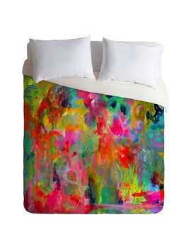 Stephanie Corfee Hot Mess Lightweight Duvet Cover   Deny Designs® by Shop This Collection