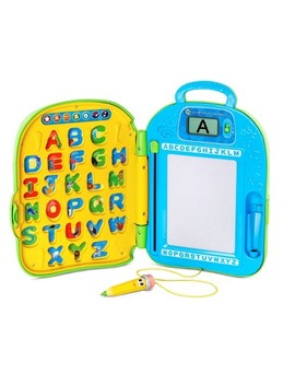Leap Frog Go With Me Abc Backpack by Leap Frog