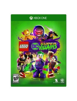 Lego Dc Super Villains   Xbox One by Xbox One