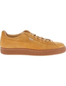 Taffy Basket Classic Suede Trainers by Puma