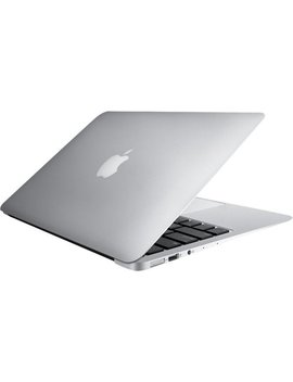"Mac Book Air 13.3"" Refurbished Laptop   Intel Core I5   4 Gb Memory   256 Gb Flash Storage   Silver by Apple"