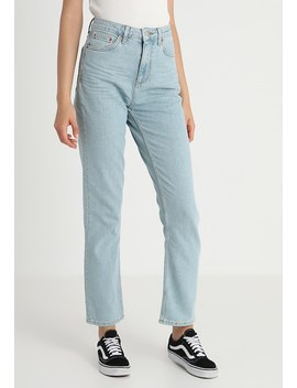 Straight Leg Jeans by Topshop
