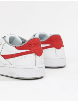 Reebok – Revenge – Plus – Weiße Sneaker, Cn3396 by Asos