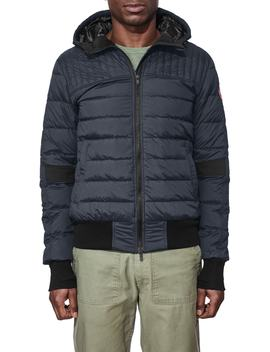 Cabri Hooded Slim Fit Down Jacket by Canada Goose