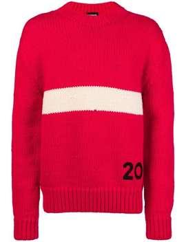 Pullover Mit Logo by Calvin Klein 205 W39nyc