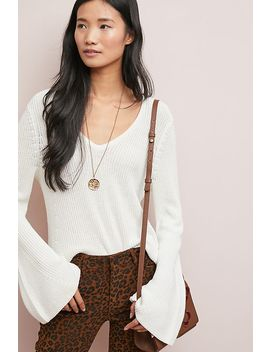 Winter Bell Sleeved Pullover by Moth