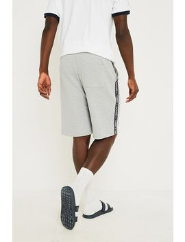 Tommy Hilfiger Taped Grey Track Shorts by Tommy Hilfiger