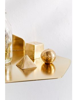 Hex Metal Wall Shelf by Urban Outfitters