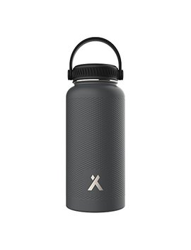 Bear Grylls Triple Wall Vacuum Insulated Water Bottle For 12 Hours Hot | 24 Hours Cold, Bpa Free by Bear Grylls
