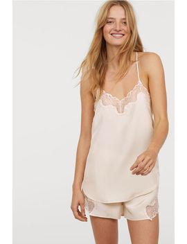 Silketopp Med Blonde by H&M