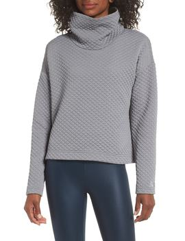 Heat Loft Funnel Neck Sweatshirt by New Balance