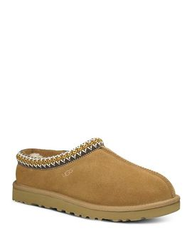 Women's Tasman Suede & Sheepskin Slippers by Ugg®