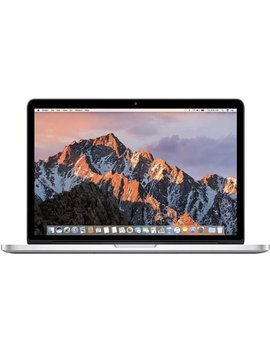 """Mac Book Pro 15.4"""" Laptop   Intel Core I7   16 Gb Memory   256 Gb Solid State Drive   Pre Owned   Silver by Apple"""