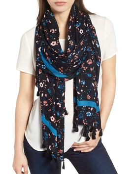 Ditsy Vine Scarf by Kate Spade New York