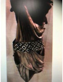 Sass & Bide Sleeveless One Shoulder Beaded Straw Waist Dress Sz Us 0   0001 by Sass & Bide