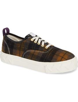 Viper Tartan Plaid Sneaker by Eytys