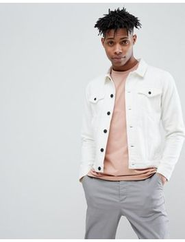chaqueta-vaquera-blanca-de-only-&-sons by asos