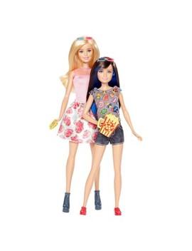 Barbie Sisters Barbie & Skipper Doll 2pk by Barbie