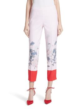 Naimht Lake Of Dreams Skinny Pants by Ted Baker London