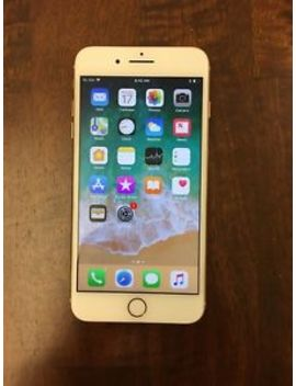 Great Condition Apple I Phone 8 Plus   256 Gb   Rose Gold (Xfinity Mobile) by Apple
