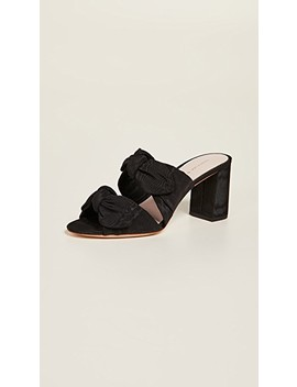 Adele Double Knot Mules by Loeffler Randall