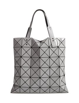 Lucent Two Tone Tote Bag by Bao Bao Issey Miyake