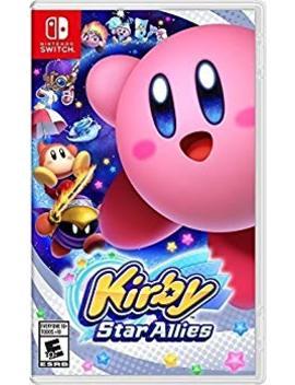Kirby Star Allies   Nintendo Switch by By          Nintendo