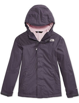 Little & Big Girls Mountain View Hooded Jacket by The North Face
