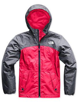 Little & Big Girls Warm Storm Hooded Jacket by The North Face