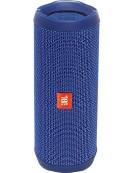Flip 4 Portable Bluetooth Speaker   Blue by Jbl