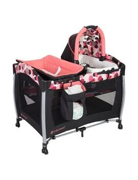 Baby Trend Resort Se Nursery Center Playard by Baby Trend