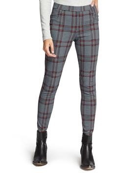 Grease Plaid Leggings by Sanctuary