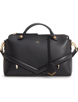 By The Way   Wonders Convertible Leather Shoulder Bag by Fendi