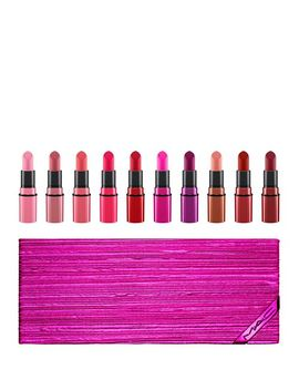 Shiny Pretty Things Mini Lipstick Gift Set ($100 Value) by M·A·C