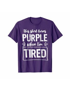 I'm Tired T Shirt   Chronic Fatigue Awareness by The Unchargeables