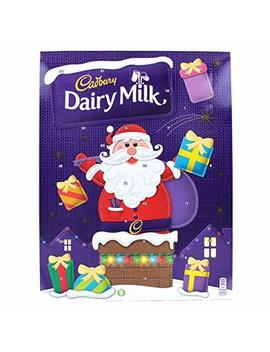 Cadbury Dairy Milk Advent Calendar 90g by Cadbury