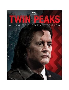 Twin Peaks: A Limited Event Series (Blu Ray) by Paramount   Uni Dist Corp