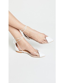Merry Point Toe Flats by Schutz