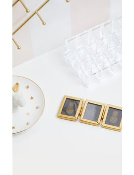 Square Metal Photo Frame by Prettylittlething