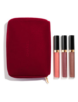Gloss In 3 Rouge Coco Gloss Trio by Neiman Marcus
