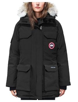 Expedition Fur Trim Down Parka by Canada Goose