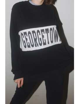 Erica Georgetown Sweatshirt by Brandy Melville