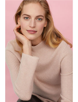 Hole Patterned Cashmere Jumper by H&M