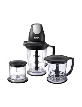 Ninja Qb1004.30 Master Prep Professional Blender, Chopper, Ice Crusher And Food by Ninja