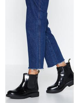 You Move Me Chelsea Boot by Nasty Gal