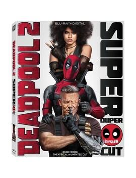 Deadpool 2 (Blu Ray + Digital) by Target